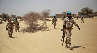 Machine gun attack on U.N. Mali base in Timbuktu kills seven