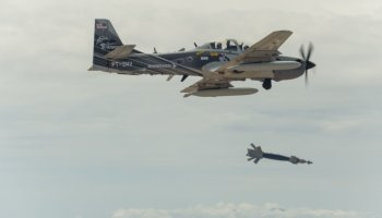 Competition for the new light attack aircraft is heating up