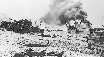 Disaster at Dieppe Aug.18-19 1942, a valuable but costly lesson for D-Day