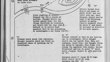 From the dark corners of the CIA library: Official 'Guidance to UFO Photographers'