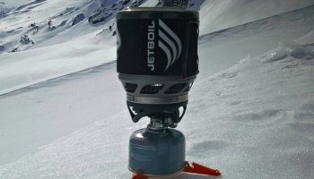 JetBoil MiniMo Compact Camping Stove