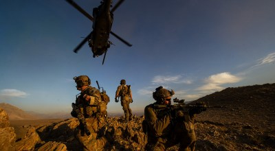 SOF pic of the day: Securing the area