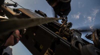 SOF pic of the day: Going up