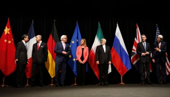 Europe against the breakdown of the Iran Nuclear deal