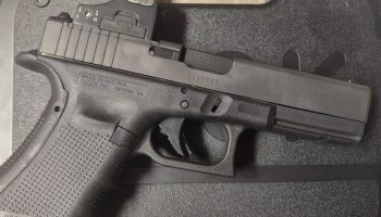 Glock 17 MOS: First look, It's not great