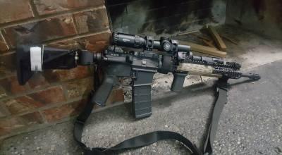 The Recce Rifle