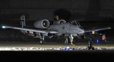 Watch: A-10 Thunderbolt II Osan AB, Republic of Korea