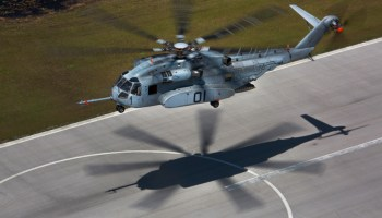 Most Powerful Helicopter in US Military Gets Funded CH-53K King Stallion!