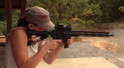 Shots Fired! Diamondback DB9R 9mm Carbine