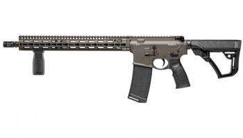 Daniel Defense Unveils New Cerakote Deep Woods Rifle Finish