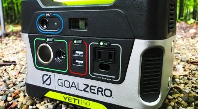 Goal Zero Yeti 150 | Portable Power