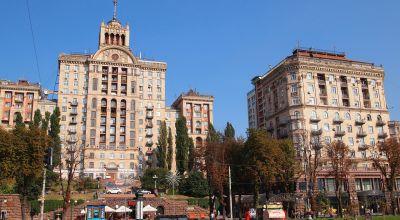 Foreigner killed in car explosion in central Kiev, police say
