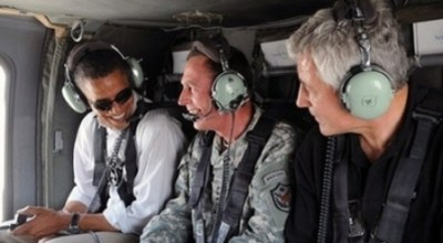 'You can't drone your way out of a problem': David Petraeus shares 5 key lessons from 15 years of fighting terrorism