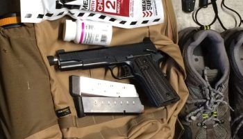 An Army Ranger's go-bag | National preparedness month