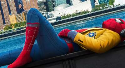 'Spider-Man: Homecoming' is an entertaining glimpse into the dark future of terrorism