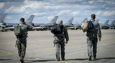 USAF Being Creative to Overcome Severe Pilot Shortage. Flying 'Only' Career Path?