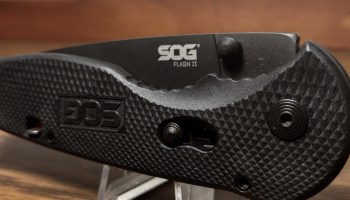 SOG Knives Flash II everyday carry knife