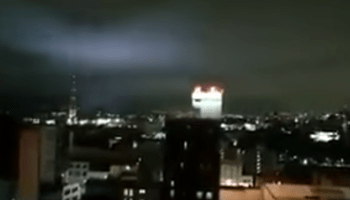 Flashes of light over Mexico's earthquake: Aliens? Doomsday weapon? More like seismic anomaly