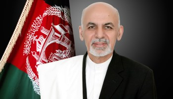 Afghan President Says Trump's Plan is Better than Obama's