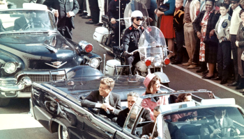 Here are the 5 most interesting things we've found the JFK assassination files so far