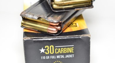 The .30 Carbine: History you can shoot
