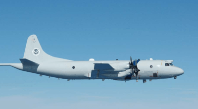 Watch: Take a Ride to Puerto Rico on an Air and Marine Operations P-3
