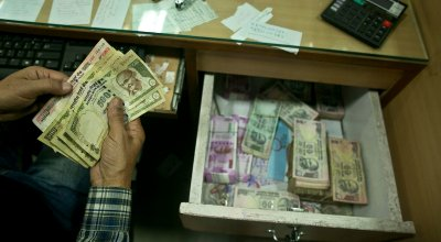 Money that moves off the grid: 'hawala'