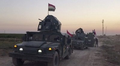 State-Backed Iraqi Militias Attack Kurdish Positions in Kirkuk