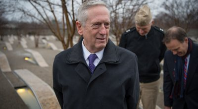 Mattis discloses part of Afghanistan battle plan, but it hasn't yet been carried out