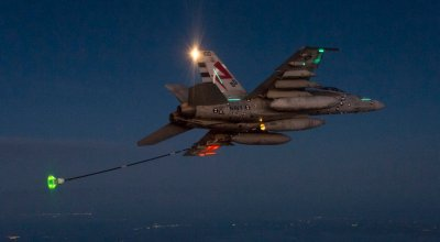 Night Flight Testing Low-FOD Drogue NAS Patuxent River