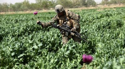 Heroin is driving a sinister trend in Afghanistan