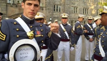 Senator wants communist West Point grad booted from the Army