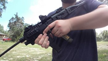 Making a Glock Carbine: Micro Roni Review