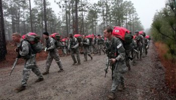 Remember Rucking is a Marathon and Not a Sprint