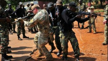 Heating Up of Africa, Requires Beefing Up Intelligence Requirements