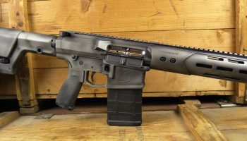 Incredible Axelson Tactical Rifle for Hurricane Relief ~ WATCH