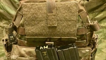 An active duty Army Ranger reviews the LBT 6094 Modular Plate Carrier