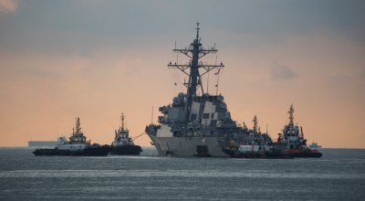 Navy investigation reveals lack of training, utter confusion as reasons for collisions