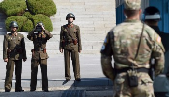 Defense Official: US troops at North Korea border are 'ready to fight'