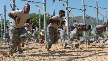 Functional fitness, for special operators, means good core strength