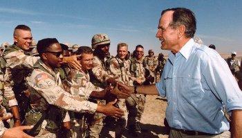 The 5 veterans you will meet in modern America