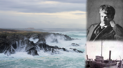 Pages of War: 'The Open Boat' and Stephen Crane's real life shipwreck