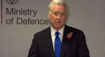 UK Minister of Defense Resigns Amid Sexual Harassment Scandal