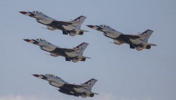 Air Force Thunderbirds commander relieved
