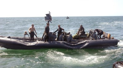 US gives Greek Navy SEALs boats