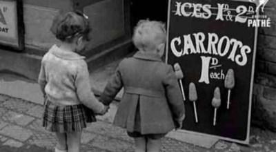 World War II, Nazi bombers and… carrots? How propaganda even shapes what we eat