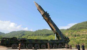Misrepresenting the facts: Russia claims North Korea has 'frozen' missile tests
