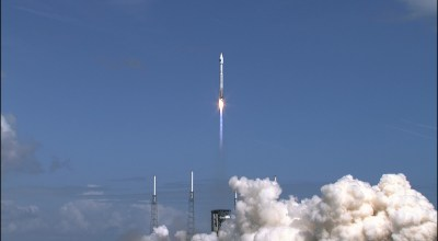 Watch: NASA's Latest Launch to Test 'Space Lasers'