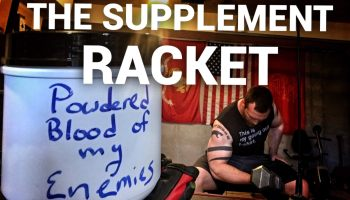Old Man Fitness: The harsh truth about supplements