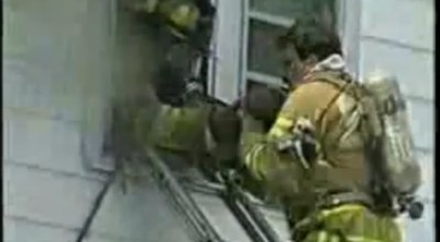 Op-Ed: Graphic footage of firefighters rescuing a child is a reminder of the heroism of first responders